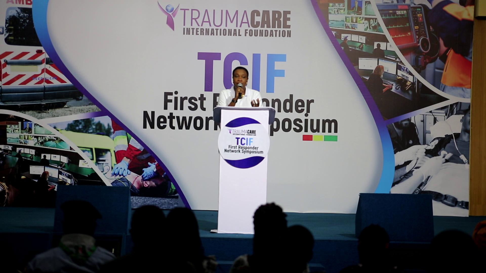 TCIF First Responder Network Online Symposium