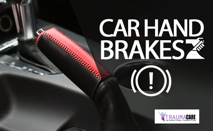 CAR HAND BRAKES