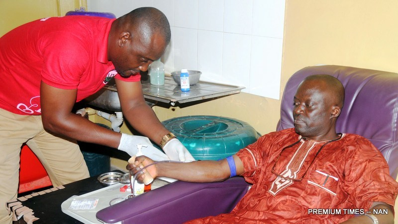 Health experts urge Nigerians to donate blood