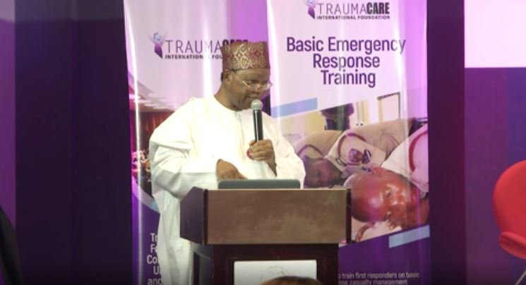 CHAIRMAN'S ADDRESS AT THE TRAUMA CONFERENCE 2019