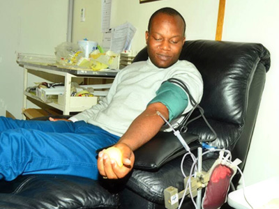 Blood Donation Zimbabwe