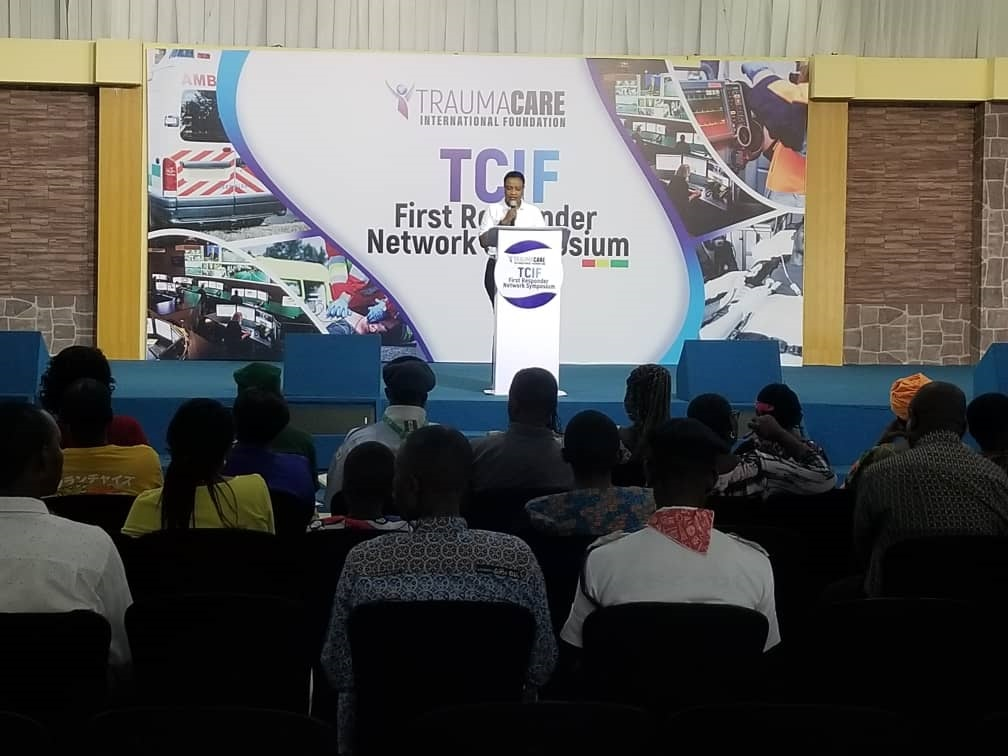 TCIF Organises a First Responders Network Symposium