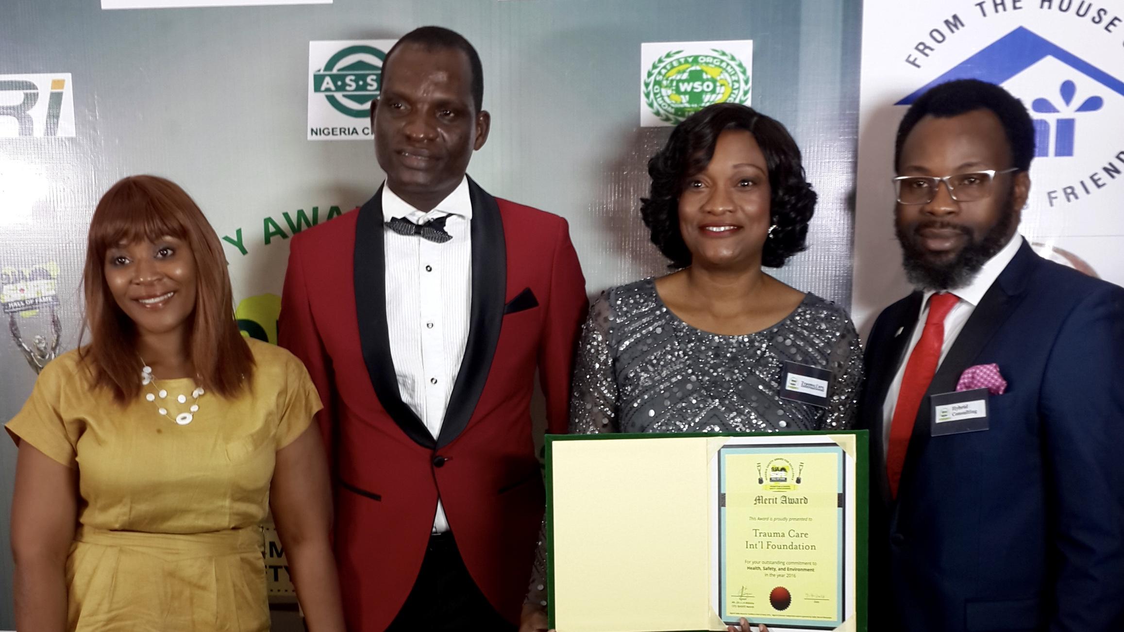 9jaSAFE Merit Award