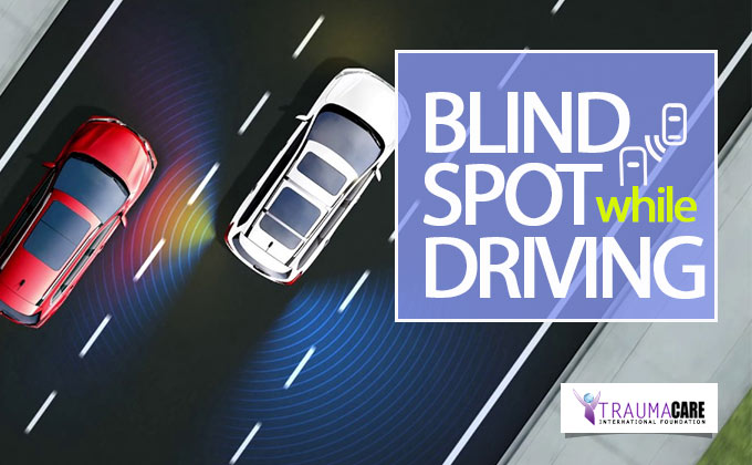 Blind Spot while Driving