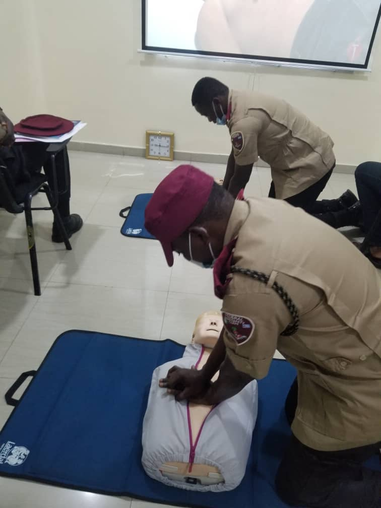 First Aid Safety and Emergency Training