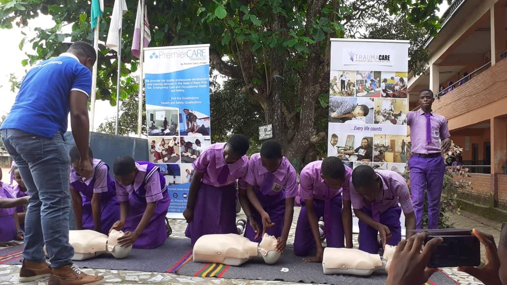 CHILD SAFETY NAVY TOWN, LAGOS