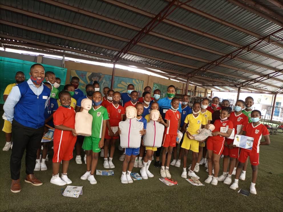 CSAC St. Leo Catholic School Lagos.