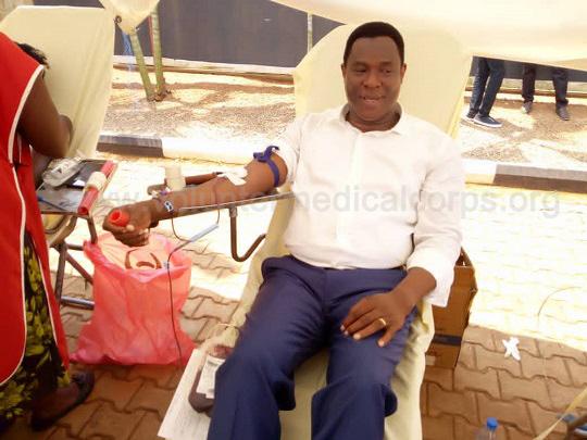Blood Donation Uganda