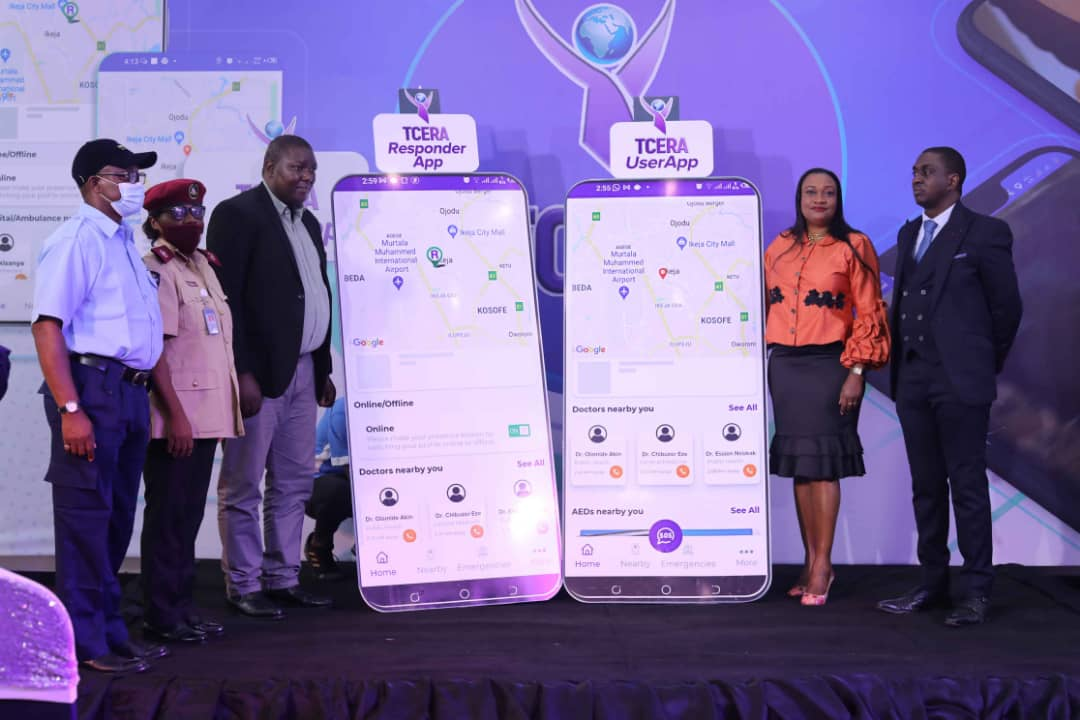 Trauma Care Int'l Foundation Launches TCERA App for Trauma Management Care - Naira Land