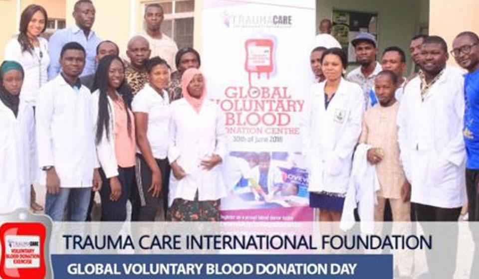 Trauma Care International Foundation Sets Guinness World Record