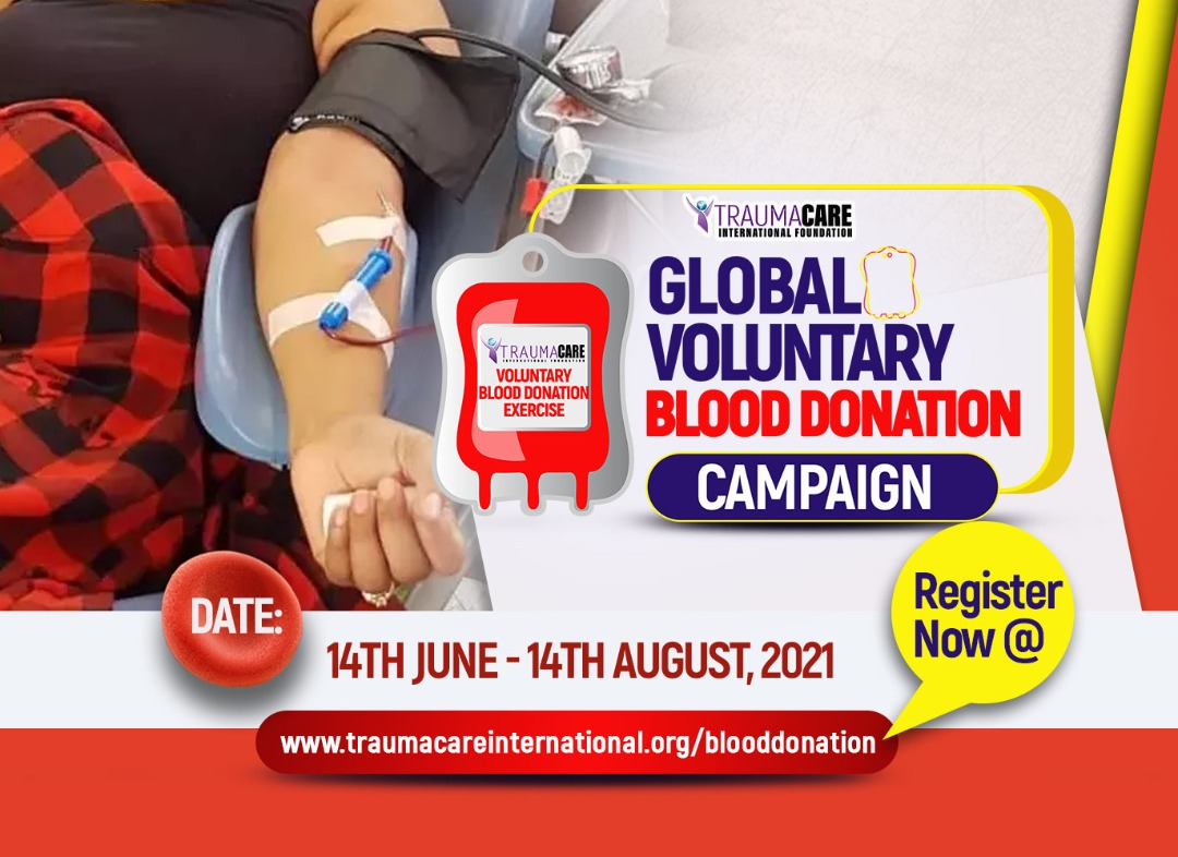 VOLUNTARY BLOOD DONATION CAMPAIGN 2021