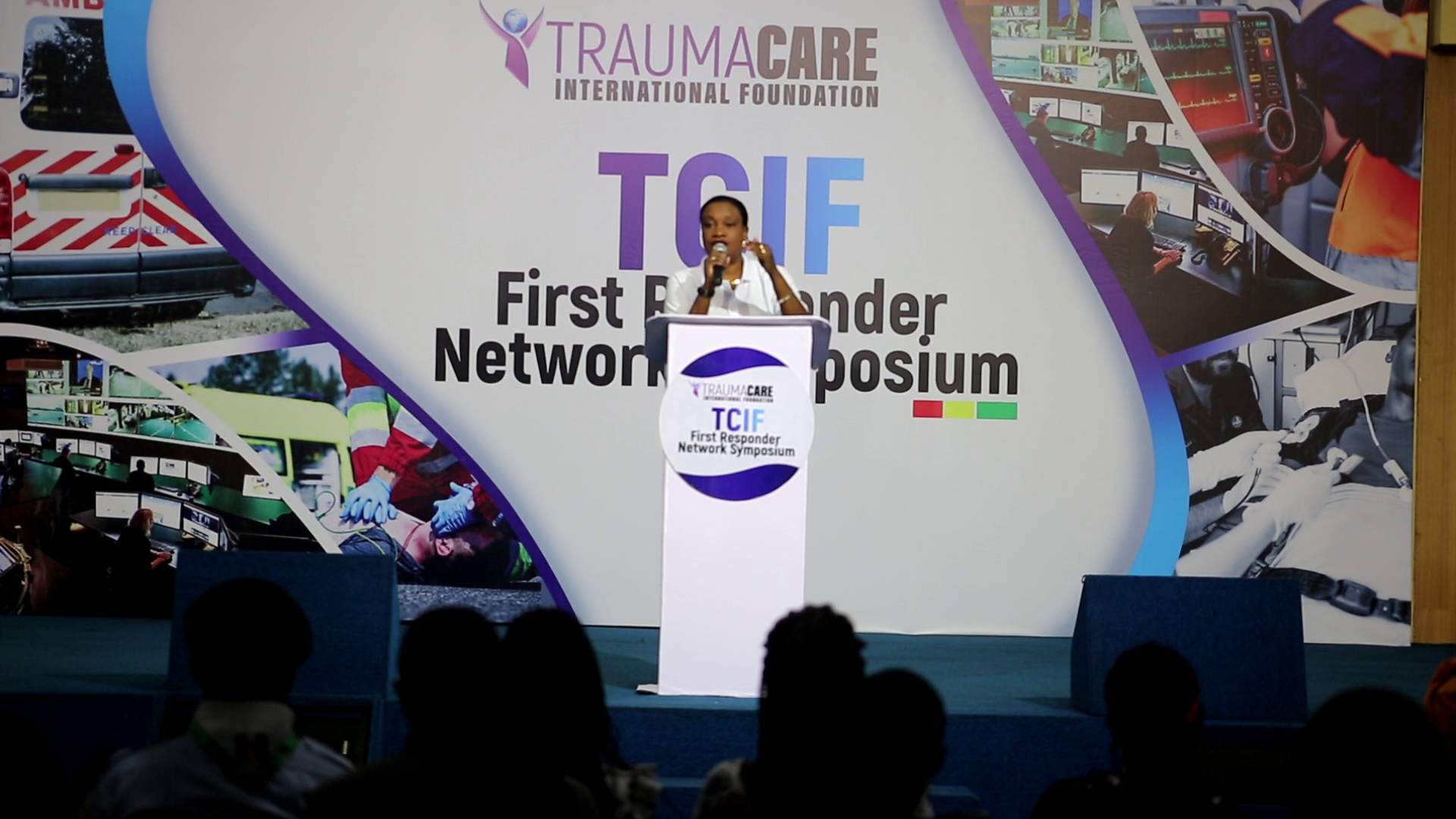 TCIF First Responder Network Online Symposium