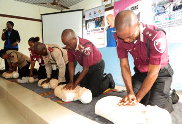 Basic Emergency Response Training