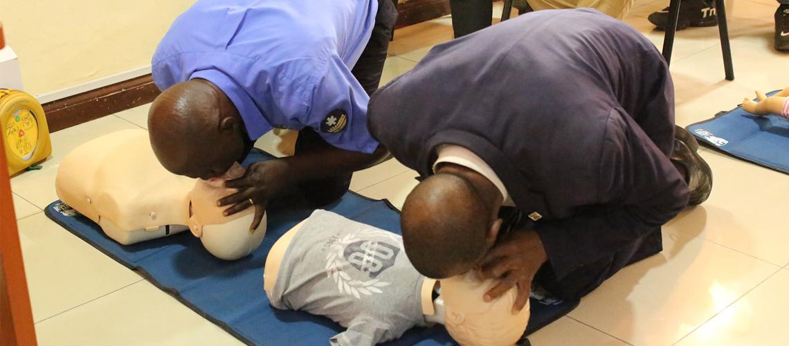 Basic Emergency Response Training
