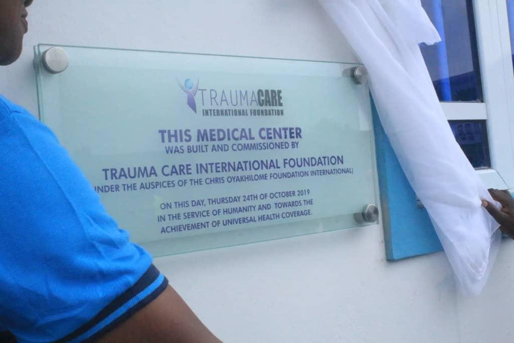 Hospital Endowment Program Yola, Nigeria