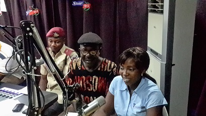 Avoiding Road Crashes - Star FM 101.5